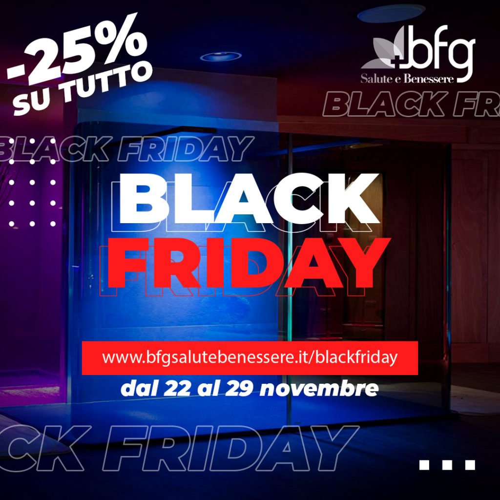 Black Friday 2019 Bfg Salute E Benessere