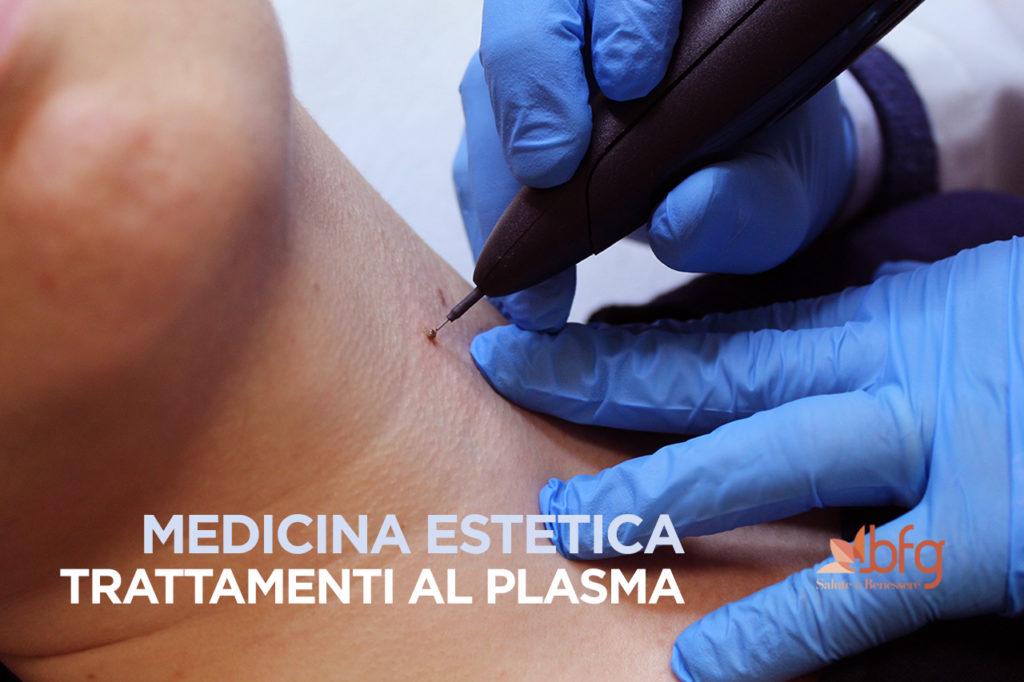 Energia al Plasma: nuovo sistema per trattamenti di Medicina Estetica